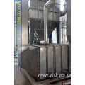 High Efficient Hot Air Stream Dryer with Stirring