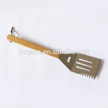 Outdoor Grilling Spatula with Bottle Opener