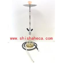 Wholesale Great Quality Aluminum Nargile Smoking Pipe Shisha Hookah