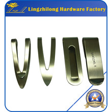 Blank Stainless Steel Money Clip Wholesale