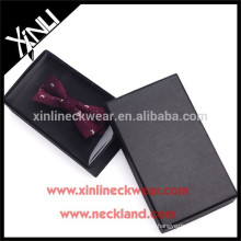 Paper Made Good Quality Gift Packaging Bow Tie Packaging Box