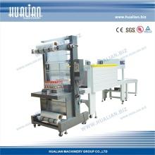 Máquina de selagem e corte sem manga automática Hualian 2016 (TF-6540SA + BS-5540M)