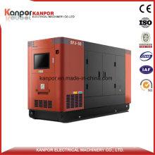 480V 60Hz 10kVA 8kw Silent Generator with Quanchai QC380d Amf25 Contriller