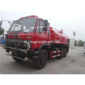 Dongfeng 6m3 Water Tank Fire Fighting Truck