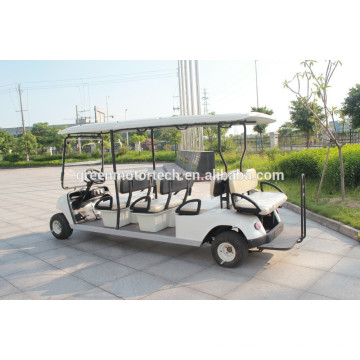 6 seats smart golf electric car with CE certificate