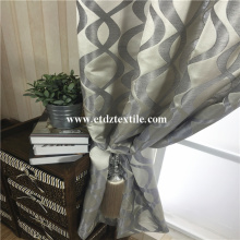 Polyester Heavy Jacquard Curtain Fabric