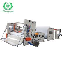 Wallboard Structure High Speed Jumbo Paper Roll Slitting Machine
