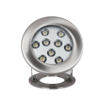 Fabrikpreis 9w Tauchbrunnen Led Light Pool