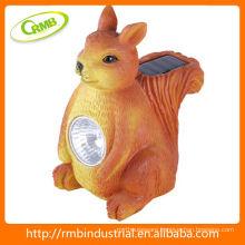 Solar Squirrel light