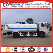 Dongfeng 12000 metros cúbicos camião cisterna de água à venda
