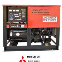 Groupe électrogène diesel à démarrage électrique (ATS1080)