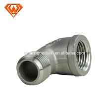 Fabricación de tuberías sanitarias del acero inoxidable de los productos populares Fabricación