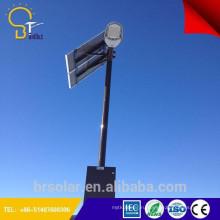 Экономия 55вт солнечной энергии уличные лпс LED мощность полюс свет