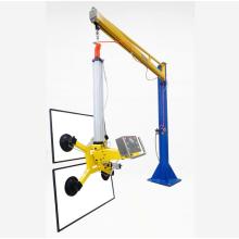 Glass Cantilever Jib Crane For Glass Loading
