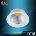 Embedded 5W/10W/15W COB LED Ceiling Downlight Lamp