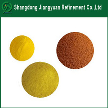 Sulfato Poliférico de Alta Pureza Pfs para Tratamiento de Aguas Residuales