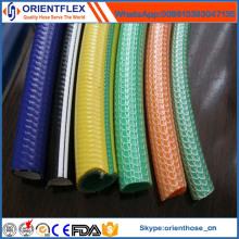 Производитель Китай пластик поставляем трикотажные ПВХ Садовый шланг