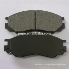Auto Parts Ceramic Disc Brake Pad Set D154