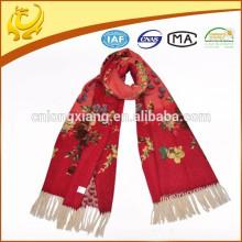 ODM custom available sample lady russian wool shawls