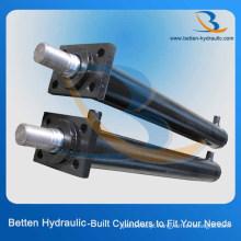 Cilindro hidráulico de engenharia / construção para escavadeira / empilhadeira / carregadeira / grua