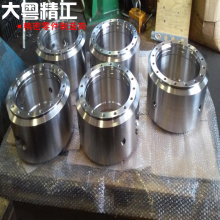 Large Part CNC Machining for marine Industry