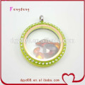 different color for screw living locket