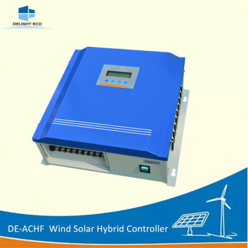 DELIGHT DE-ACHF Controlador de Carga Híbrido Solar de Vento 1KW