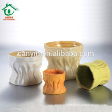 Home Ceramic Flower Pot Wholesale