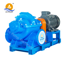 Horizontal centrifugal irrigation pompe