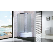 Sanitary Ware Shower Enclosure with Tray with Skirt