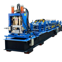 CZ purlin intercambiáveis máquina de prensagem