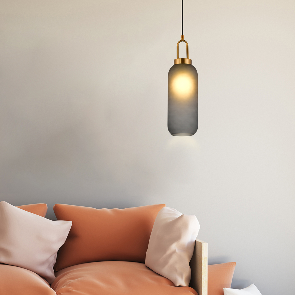 Sandy Grey Pendant Lamp For Home