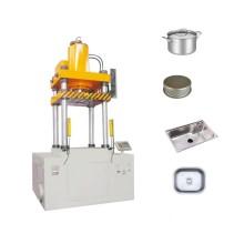 Linha de prensa hidráulica para fabricação de utensílios de cozinha