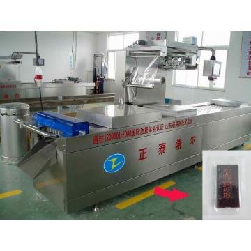 High capacity stretch film vacuum packing machinery