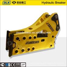 Seitlicher hydraulischer Unterbrecher 175mm für Bagger PC450
