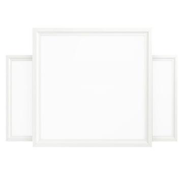 Quadratische weiße 38W LED-Flächenleuchte