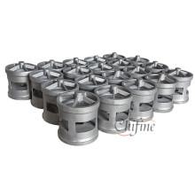 Pieza industrial de fundición de cera perdida de acero al carbono