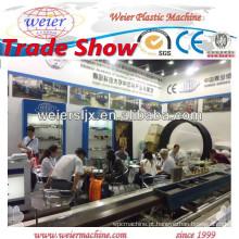 WPC porta quadro linhas/WPC porta & janela máquina/máquina do WPC