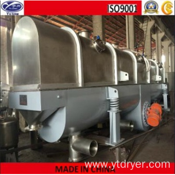 Chlorinated Rubber Vibrating Fluid Bed Drying Machine