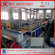 PVC wood door making machines WPC door extruder
