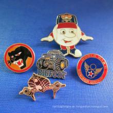 Kollektion Metal Badge Unregelmäßiger Shape Design Pin (GZHY-LP-011)
