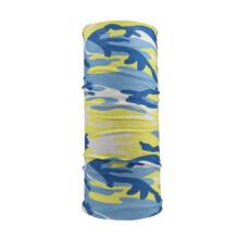 2020 special material seamless tube neck gaiter seamless tube headwear bandanas