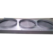Теплообменник компрессора CNG с предохранителем вентилятора