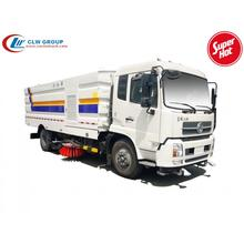 Super Hot Dongfeng 12cbm cleaner sweeper truck