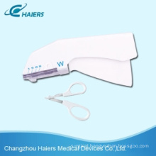 Disposable Skin Stapler with CE Certificate (HASPF-25/35W)