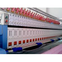 Máquina de acolchado y bordado computarizado Yuxing