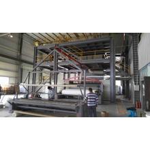 Machines de fabrication de non-tissé spunbond