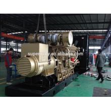 1550kva generador diesel precio a la venta por marca Jichai