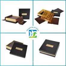 Custom Logo Embossed Cardboard Fancy Chocolate Box
