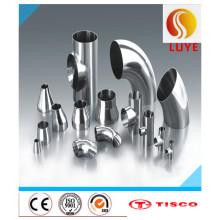 Encaixes de aço inoxidável de ASTM 304 304L 304h cotovelo de 45 graus